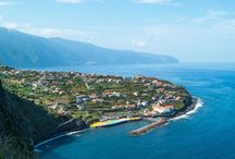 Madeira / Madeira Island was just named the best island in Europe for the second year in a row by the World Travel Awards.