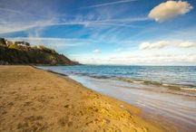 Tenby, l'une des plus belles stations balnéaires du Pays de Galles / 0