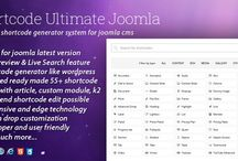 Joomla Extensions / by bdthemes