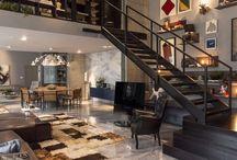Luxuriöse Apartments