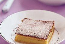 Koek & Tert/Cake & Tart / Cake and Tarts