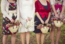 Eco Bridesmaids / by Eco Brides Magazine