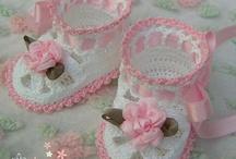 tejidos de bebe / by maria ines espino guzman