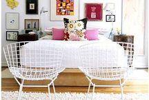 Bedrooms / by Raya Carlisle