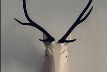 Deer's Head Board