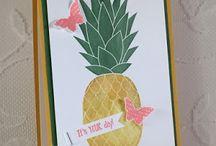 Stempel-Pineapple