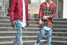 Men's Red Fashion