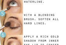 Make-up ideetjes