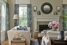 Family room / living room / by Bernice Brennan