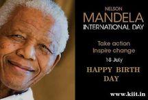 Nelson #Mandela Day!!!