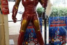 Super, Héros ou pas... / Super Heroic or not ...