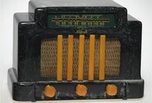Catalin radios