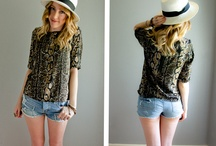 Fashion / by Alyssa Early