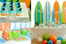 PARTY THEME - Beach