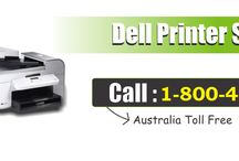 Contact 1-800431457 Dell Printer Support Australia