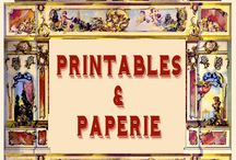 Printables & Paperie / by Bard Judith