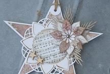 Christmas star hangers