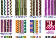 Bead Wave Patterns ♡