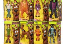ScoobyDoo / Figuras de #ScoobyDoo #Original #Shaggy #Daphne #Frankestein #Fred #SkeletonMan #V1000Man #Vilma #Velma #Cartoon #Network #CosasDeChicos #Figures