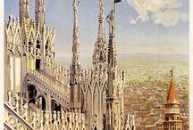 Страна-Италия-Милан