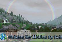 Mondes - Sims 3