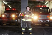 Its not a job it's a calling- Firefighting  / by Lucy Weddle