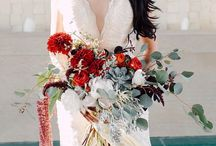 Bridal Bouquet - Inspiration & Favs / Wedding appropriate bouquets we love - made in house or by others who inspire us
