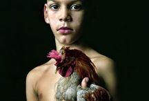 Pierre Gonord / Retratos