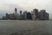 NYC / by Adrianne Yurgosky