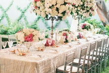 Tablescapes / by Wedding and Event Institute