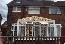 Roof replacement / Conservatory roof replacement