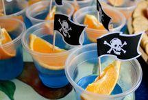 Birthday Pirate Party Ideas