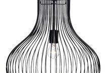 Lamper / En slags ønskeliste - jeg elsker lamper