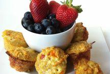 Damy Health  breakfast / by Amy Piatt