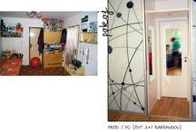 Proměna bytu 2KK Lumiérů Barrandov