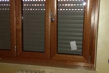 Serramenti e infissi / Le nostre realizzazioni di serramenti in alluminio a taglio termico, pvc e alluminio/legno