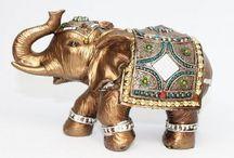 Decoracion de elefantes