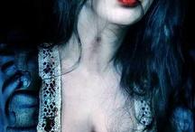 Vampire shoot