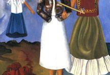 frida kalo / Uma homenagem a uma mulher extraordinária