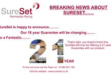 News about SureSet