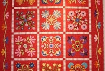 Quilting Bee~ / Beautiful Quilts ~ A Lost Art