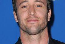 Alex O'Loughlin at Events / Alex attending different events
