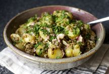 Recipes- Side Dishes / Veggie recipes to accompany your next meal.