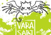 Varasabi / My artwork on behance