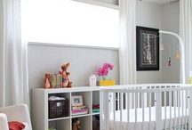 Gender Neutral Nurseries / Nurseries that inspire that parent who wants to put together the nursery but wants to wait to find out if it is a boy or girl.  / by LivingLullabyDesigns