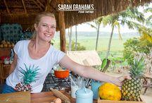 Sarah Graham's