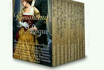 Romancing Yesteryear Covers / Book covers from the authors comprising Romancing Yesteryear!