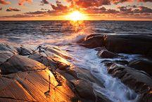 Sweden / the beautiful land of sverige
