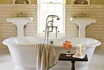 Master Bath Ideas / by Dina Darling-Clark