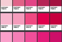 COLOUR LUST: Pink